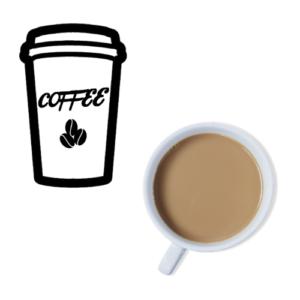 Espresso s mlékem