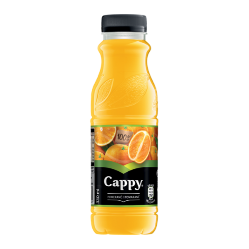 Cappy pomeranč