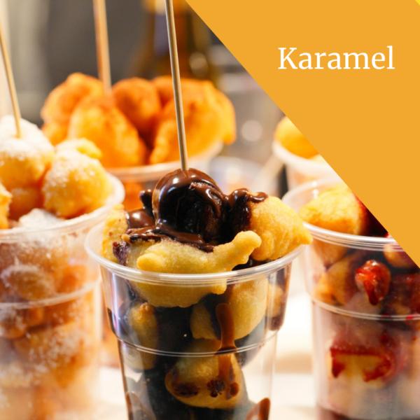 Fritule Karamel